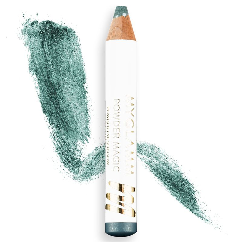 Powder Magic - Aquamarine Eyeshadow Stick & Liner
