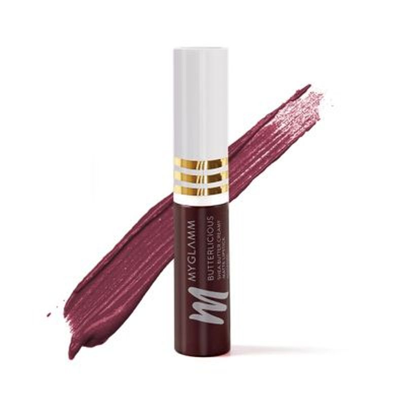 Butterlicious Possessed -  Burgundy Creamy Matte Lipstick