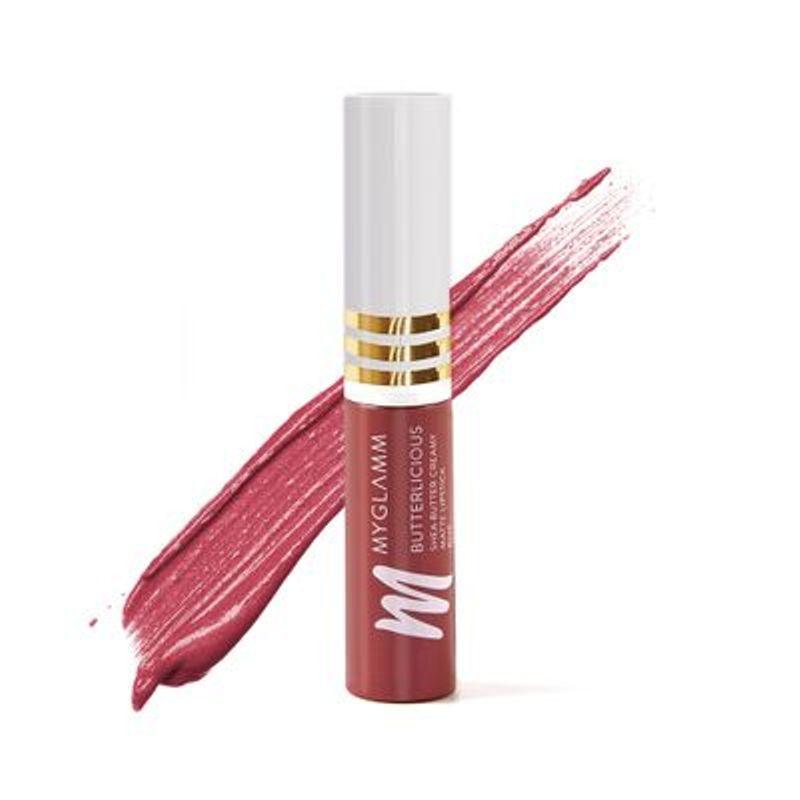Butterlicious Rose - Nude Pink Creamy Matte Lipstick