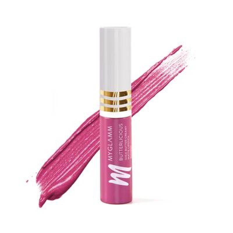 Butterlicious Runway - Fuchsia Pink Creamy Matte Lipstick