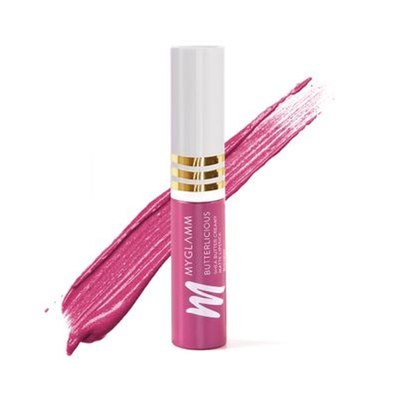 Butterlicious Creamy Matte Lipstick - Runway