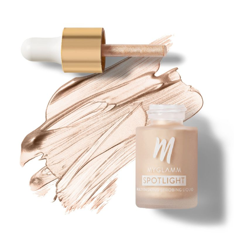 Spotlight - Multitasking Strobing Liquid Makeup