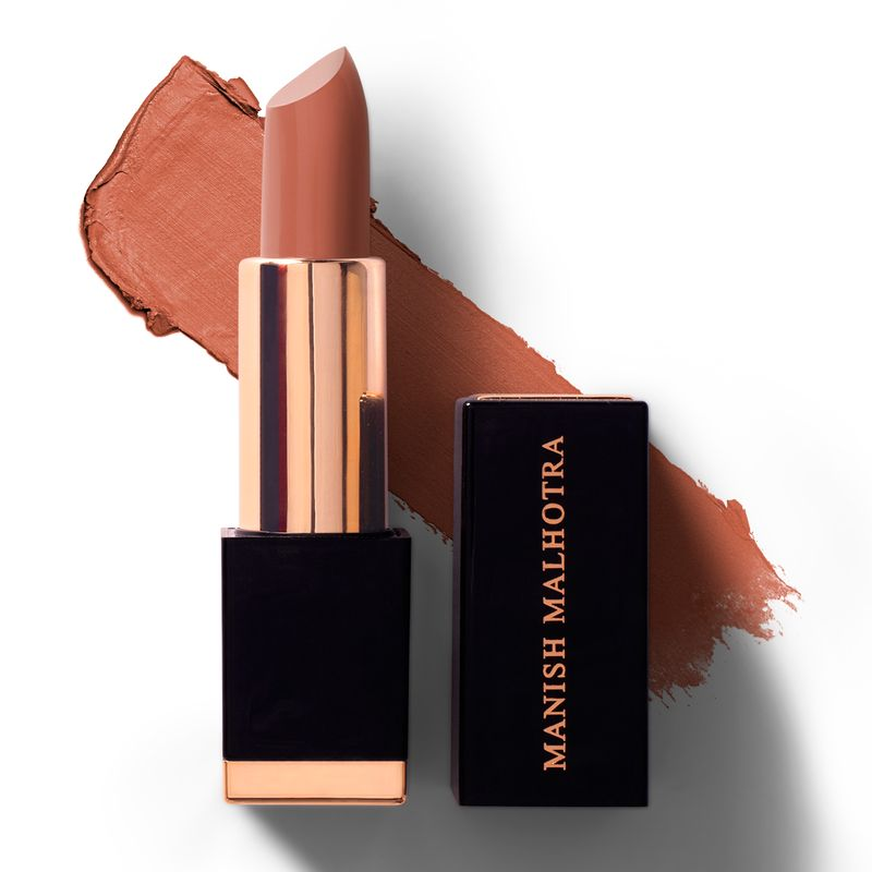 Manish Malhotra - Sunset Sienna High Shine Lipstick