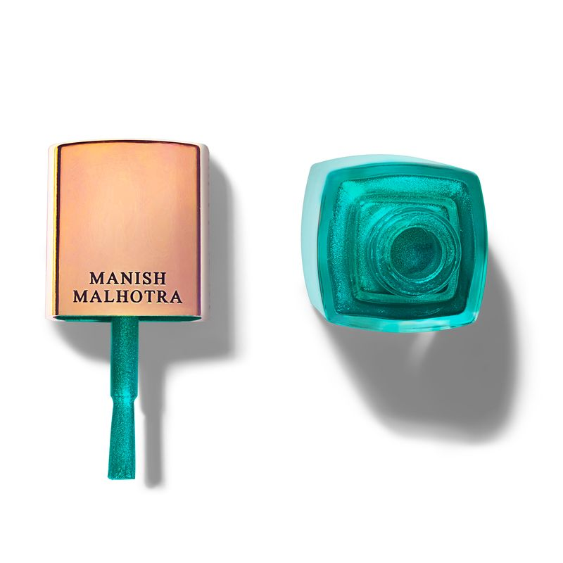 Manish Malhotra Nail Lacquer - Teal Tale