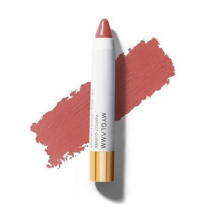 Perfect Curves - Spice It Up - Chubby Matte Nude Peach Lipstick