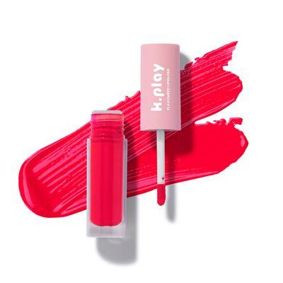 Reddish Pink  Shade Lipgloss