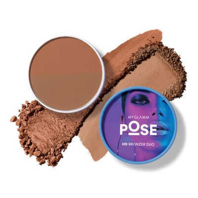 POSE HD Matte Bronzer Duo
