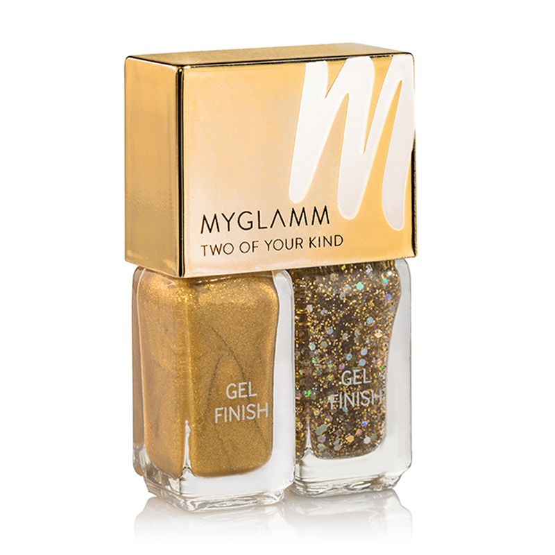 Two of Your Kind - Liquid Gold - Nail Polish