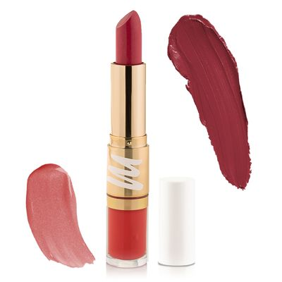 Colour Fusion Love Brew - Lip Stick & Lip Gloss