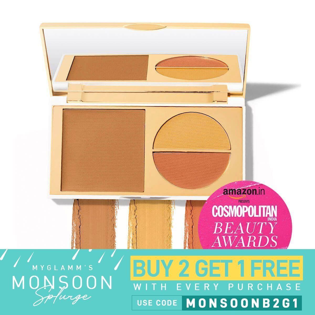 Total Makeover FF Cream Foundation Palette - Dusky