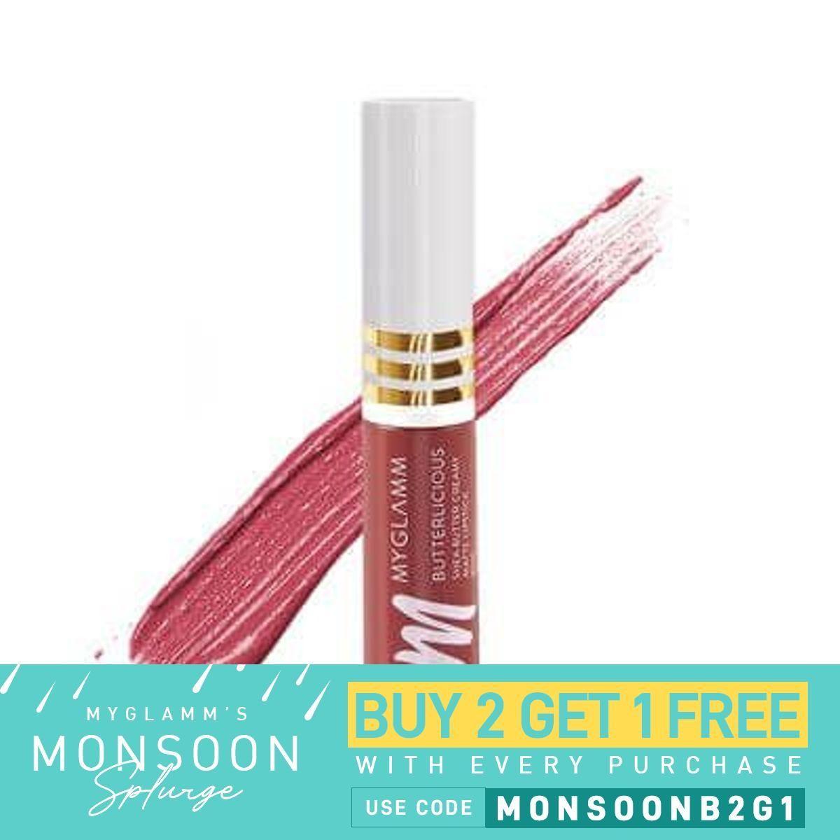 Butterlicious Liquid Matte Lipstick - Rosé