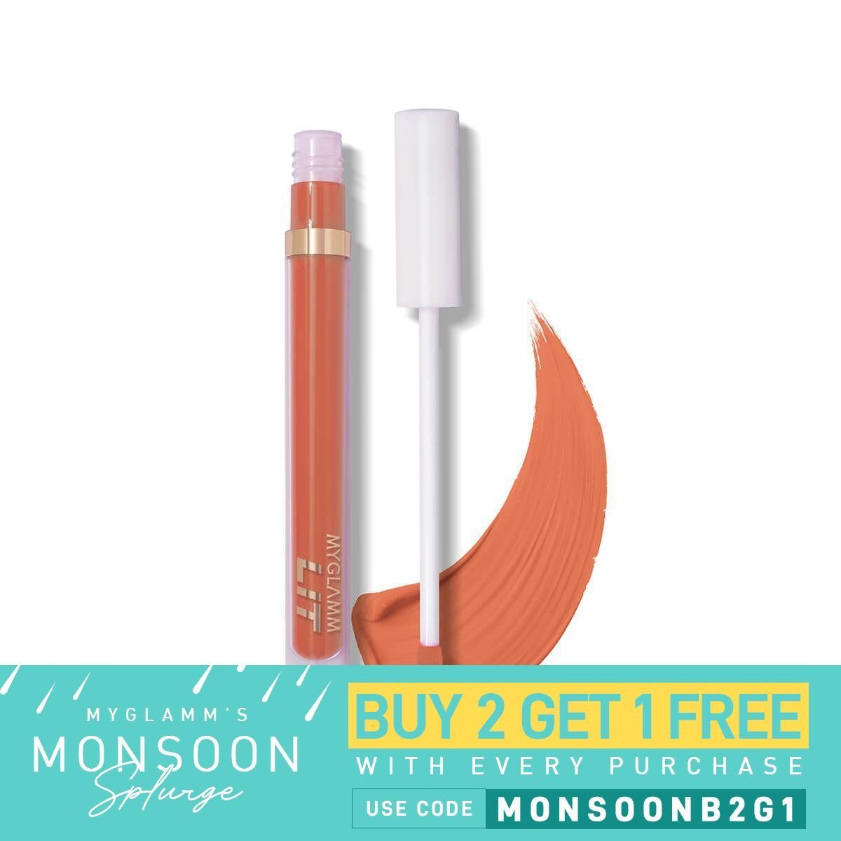 LIT Liquid Matte Lipstick - Stashing