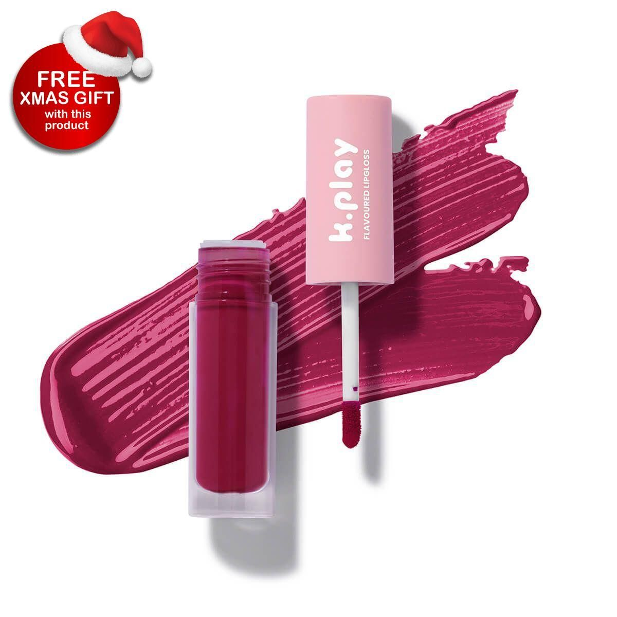 K.Play Flavoured Lipgloss - Berry Blast