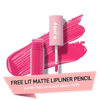 K.Play Flavoured Lipgloss - Passion Fruit Crush