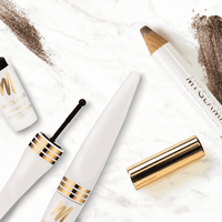 Makeup Kit - Golden Brown Eyeshadow Stick With Eyeliner