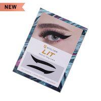 Buy LIT Stick-on Wing Eyeliner in Black Shade