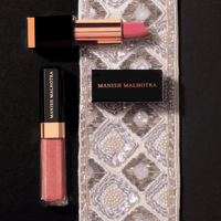 Manish Malhotra Hi-Shine Lipstick & Lipgloss