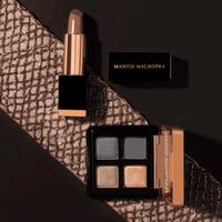 Manish Malhotra 4 in 1 Eyeshadow Palette & Hi-shine Lipstick