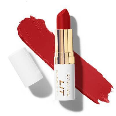 LIT Satin Matte Lipstick - The Sinner