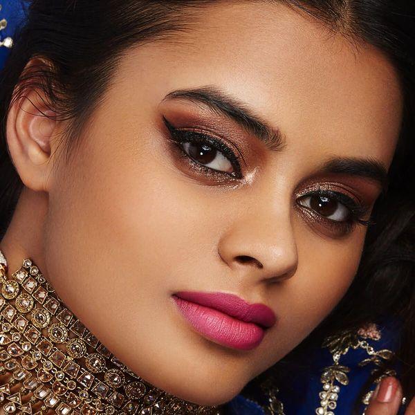 Bollywood Bride Makeup Look