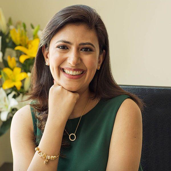 Rashi Narang's Makeup Look