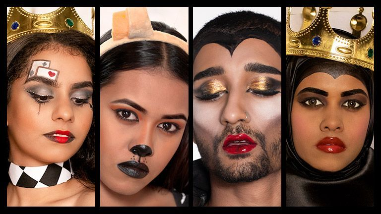 4 Quick And Easy Last-Minute Halloween Makeup Ideas
