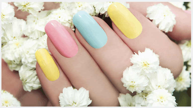 "This ""Quarantine Nails"" Trend On Instagram Is Perfect For Easter"