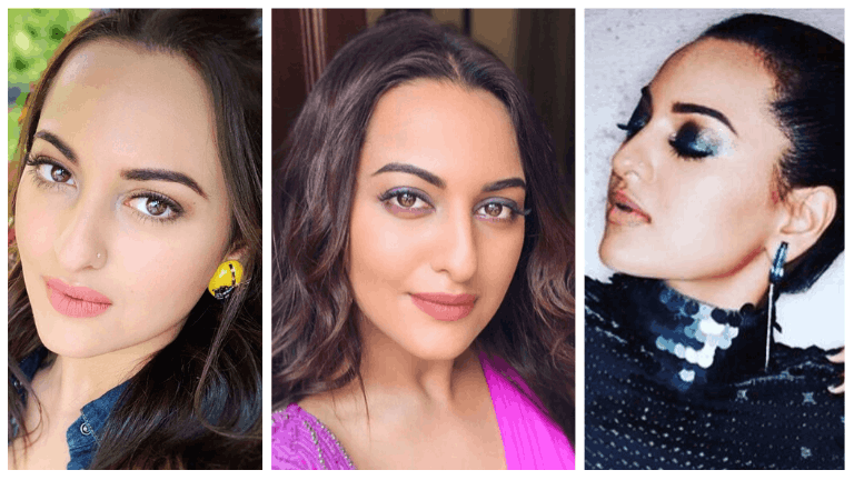 From Video Dates To Zoom Meetings: 5 Sonakshi Sinha Makeup Looks That Are Perfect For Virtual Occasions