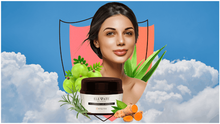 All The Organic Ingredients Used In ELEVATE Ayurveda And Their Skin Benefits