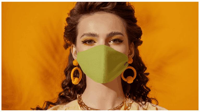 Makeup For Face Masks: Let Your Eyes Do The Talking