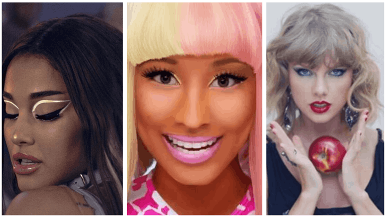 10 Most Iconic Music Video Makeup Looks
