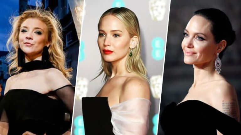 Makeup Trends Spotted at BAFTA Awards 2018