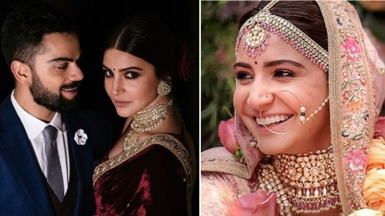 Anushka Sharma's Wedding Look Decoded