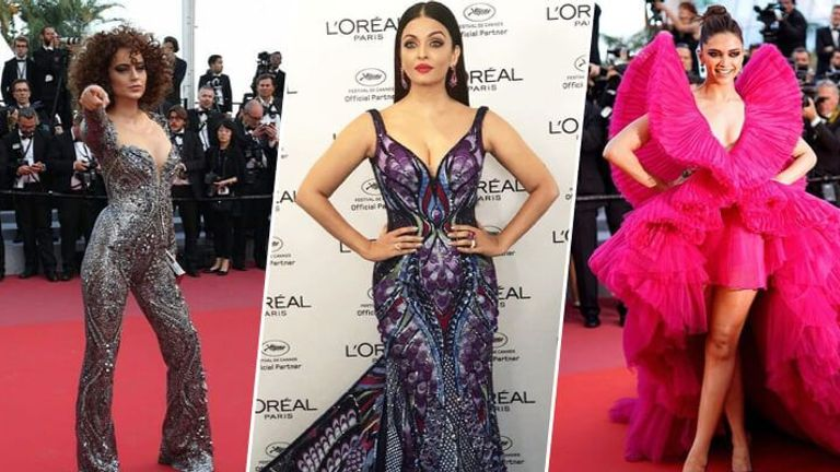 Indian celebs at Cannes 2018