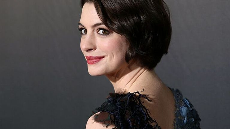 Anne Hathaway's best beauty moments on her 35th Birthday