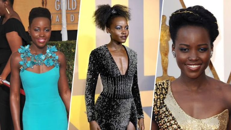 Make Your Eyes Pop Like Lupita Nyong'o