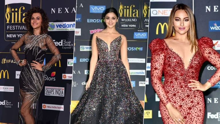 The Best Beauty Looks At IIFA Awards 2017