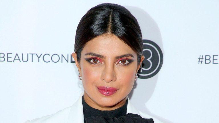 Priyanka Chopra Shows Us How To Effortlessly Rock Neon Makeup