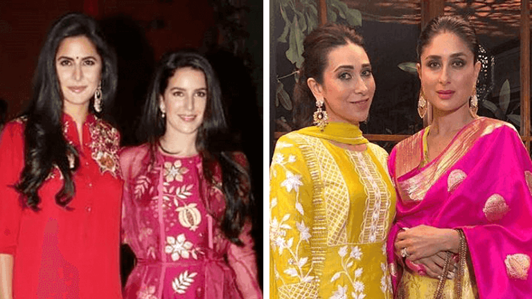 Take festive look inspo from Bollywood divas