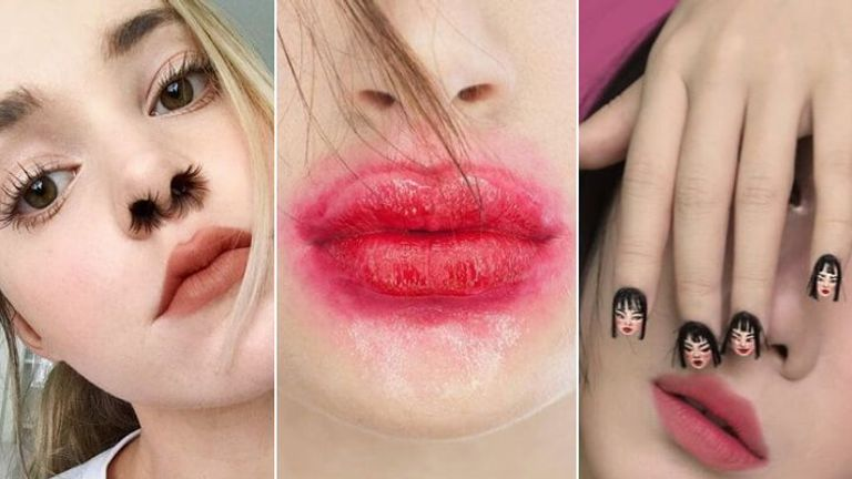 Beauty Trends We Want To Avoid In 2018