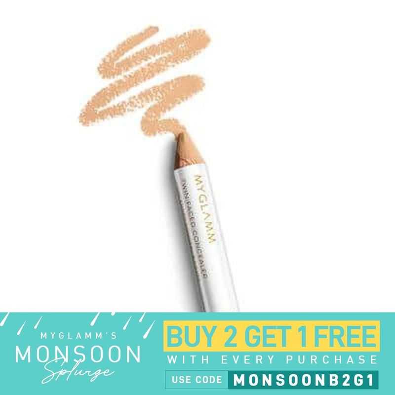 Twin Faced Concealer Sticks - Frappe Light