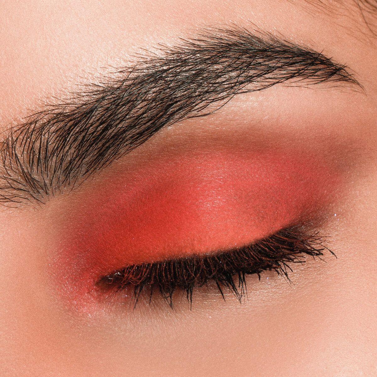 Pink Smokey Eye Makeup Look