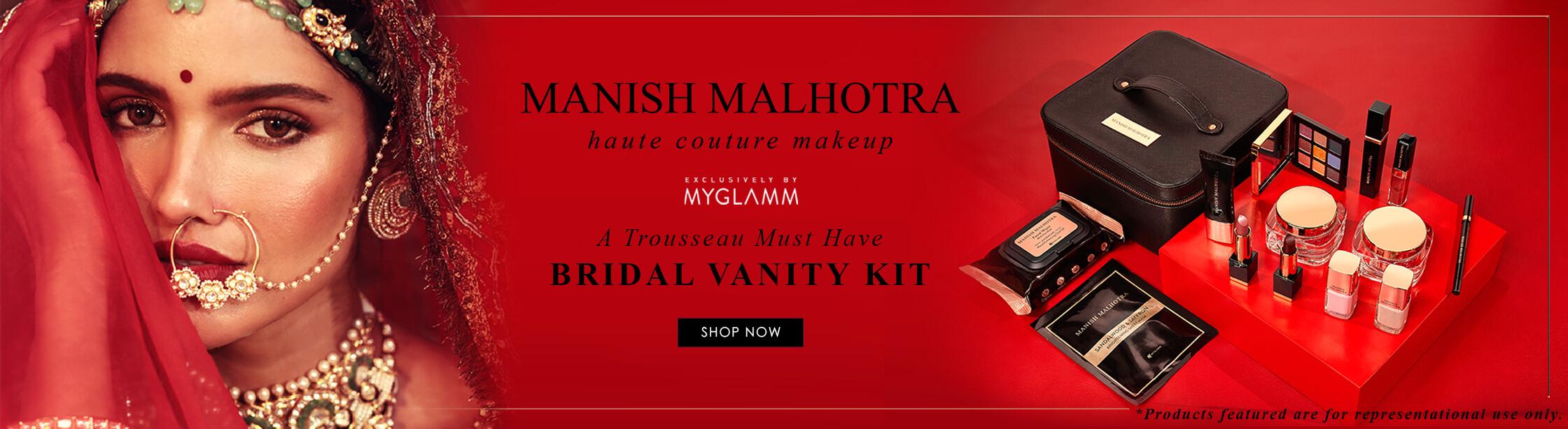 Bridal Vanity Kit Sleek Banner