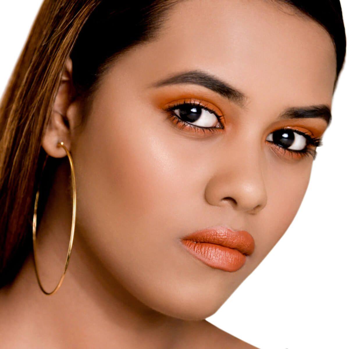 Makeup Look using LIT Matte Lipliner