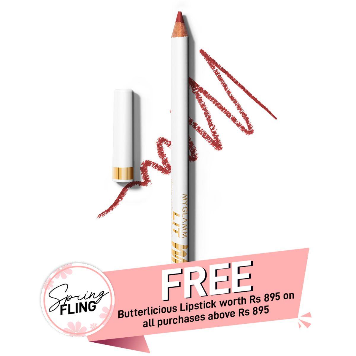 LIT Matte Lipliner Pencil - Bae