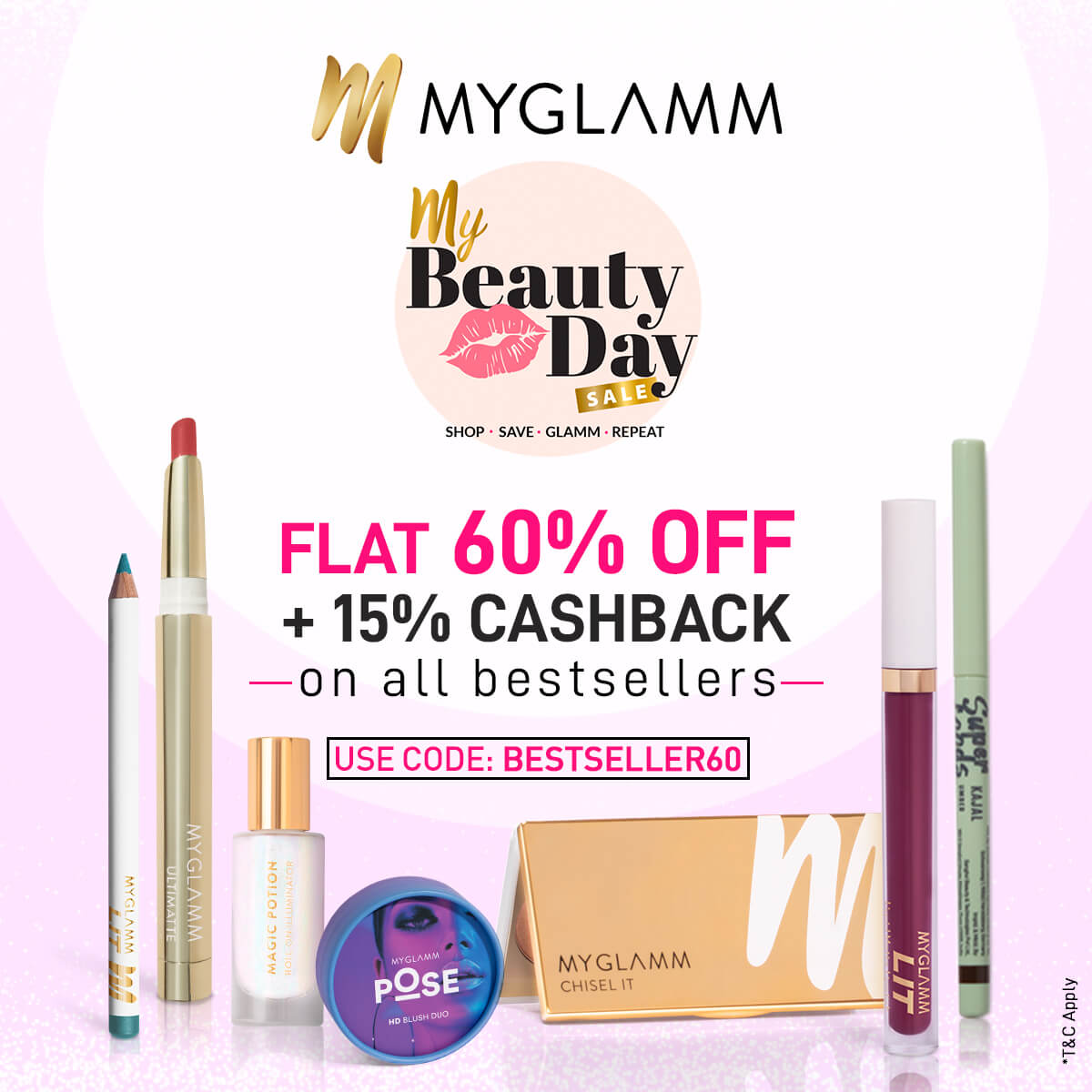 My Beauty Day Bestsellers Sale