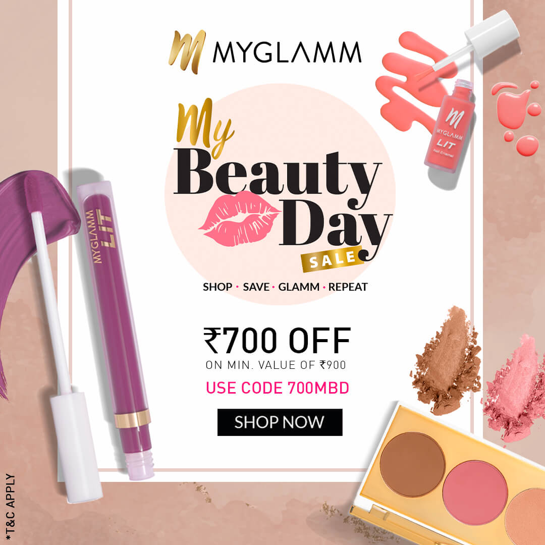 Exclusive preview: My Beauty Day Sale! 700 oFF