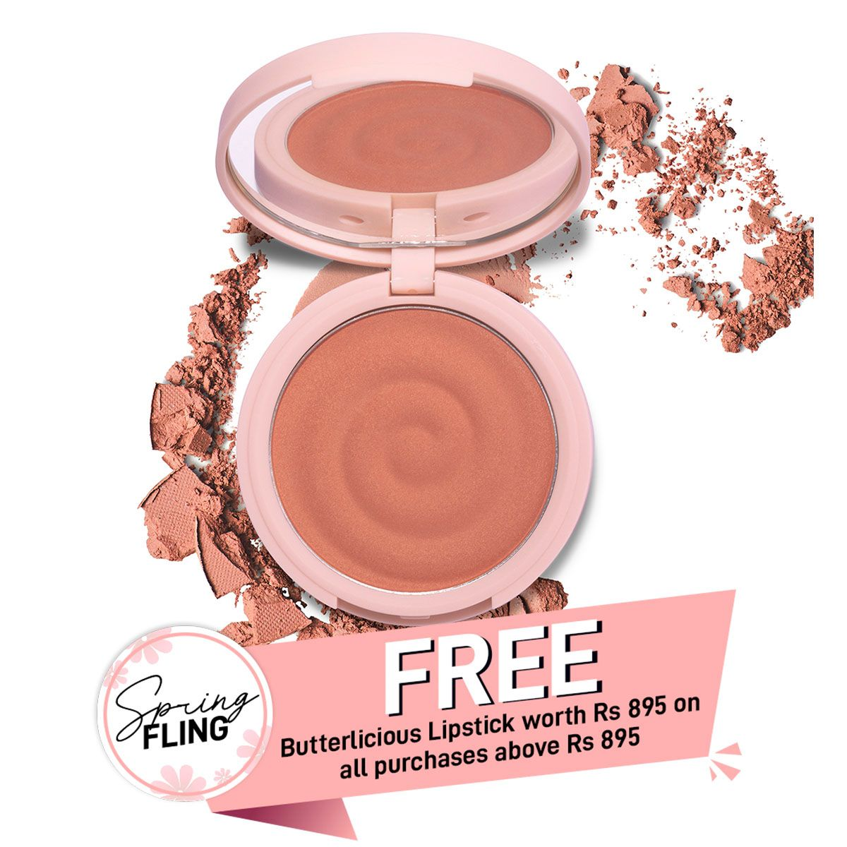 K.Play Flavoured Highlighter - Pink Rose