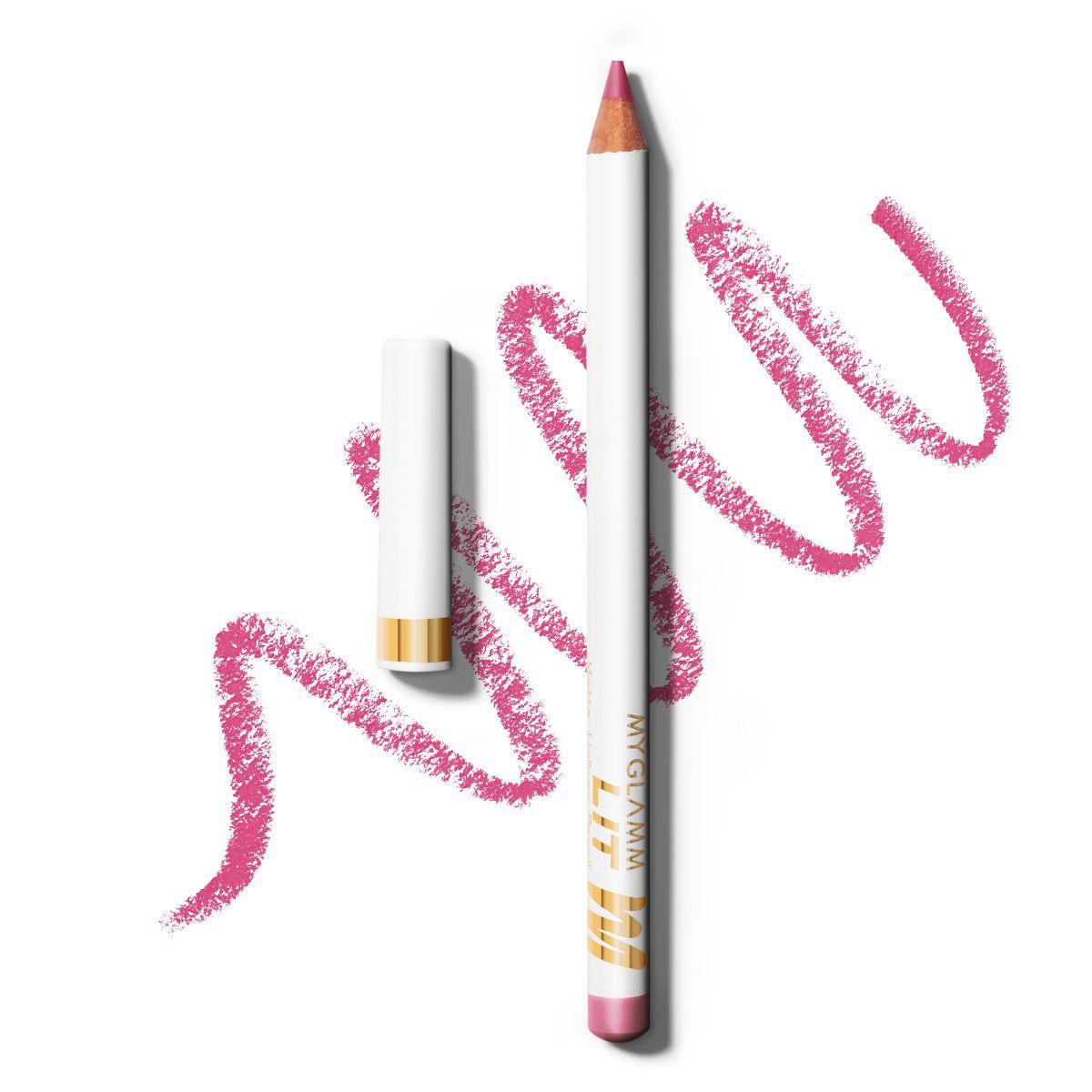 LIT Matte Lipliner Pencil - Sass