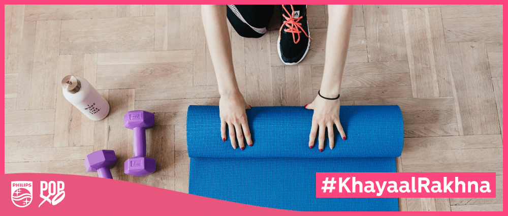 #KhayalRakhna: Love To Exercise For Stress-Relief? Try These 5 Amazing Workouts